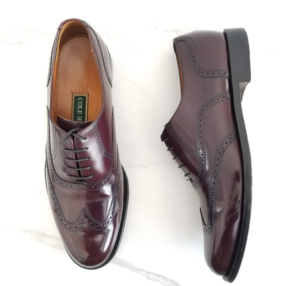 Cole Haan Shoes | Wingtip Oxfords